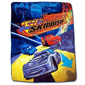 Drift Disney Cars Blanket