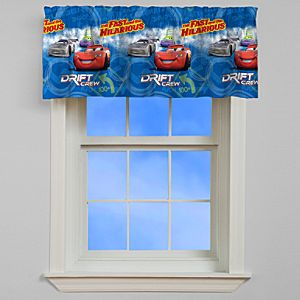 Drift Disney Cars Valance