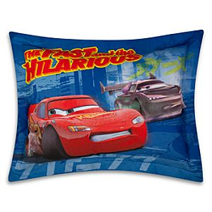 Drift Disney Cars Pillow Sham