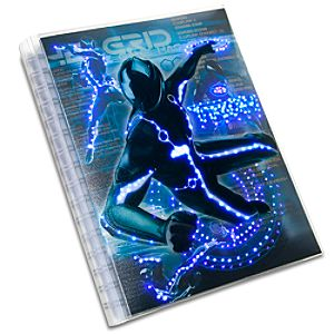 Light-Up TRON Journal