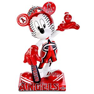 Los Angeles Angels 2010 All-Star Game Mickey Mouse Figurine - 7 1/2