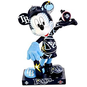 Tampa Bay Rays 2010 All-Star Game Mickey Mouse Figurine - 7 1/2