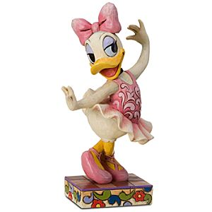 Nutcracker Sugar Plum Fairy Daisy Duck Figurine by Jim Shore