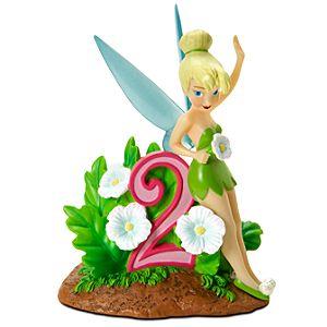 Number 2 Tinker Bell Figurine