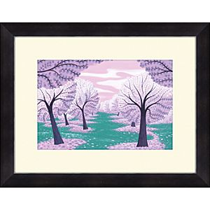 Walt Disney Signature Collection Johnny Appleseed Giclée