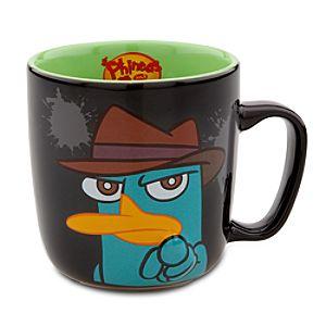 Phineas and Ferb Agent P Mug