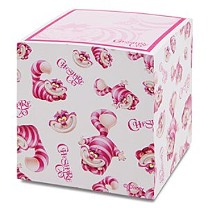 Cheshire Cat Note Cube