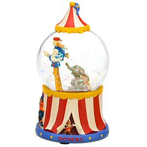Mini Dumbo Snowglobe