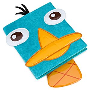 Plush Perry Journal