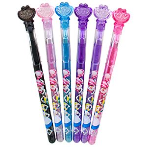 Alice in Wonderland Pen Set -- 6-Pc.