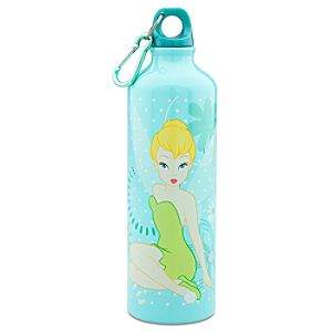 Tinker Bell Aluminum Water Bottle