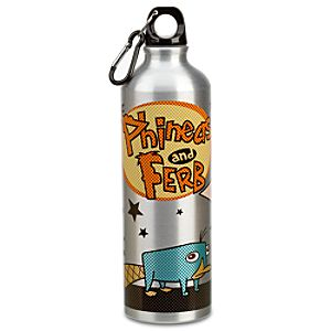 Phineas and Ferb Aluminum Water Bottle