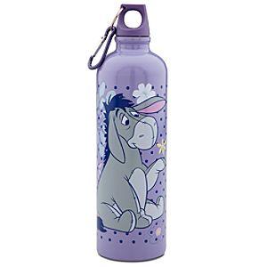 Eeyore Aluminum Water Bottle
