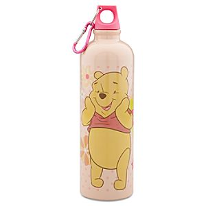 Winnie the Pooh Aluminum Water Bottle