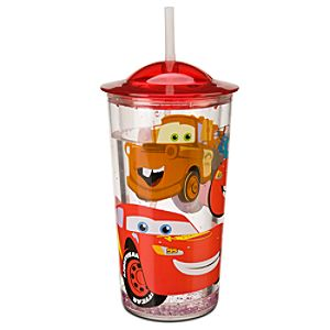 Disney Cars Pool Tumbler with Straw