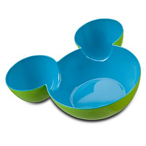 Summer Fun Mickey Mouse Chip Bowl