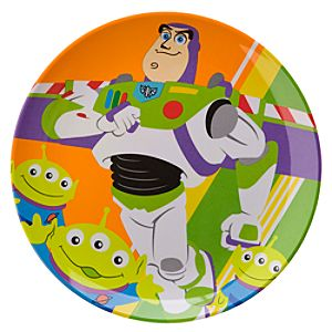 Small Buzz Lightyear Plate