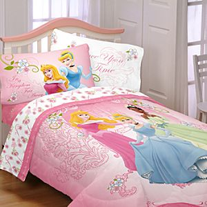 ''Your Royal Grace'' Disney Princess Twin/Full Comforter