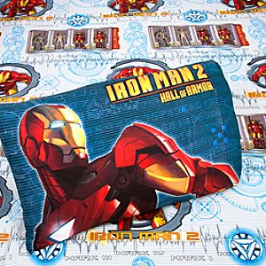 Hall of Armor Iron Man 2 Sheet Set