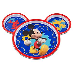Mickey Mouse Clubhouse Plate