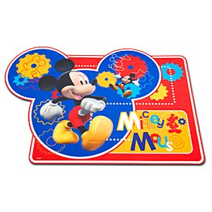 3-D Mickey Mouse Clubhouse Placemat