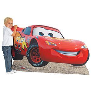 Lightning McQueen Standup -- 28 x 51