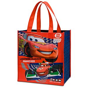 Reusable Cars 2 Tote