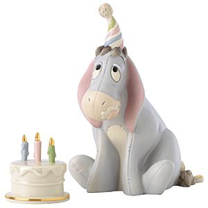 Eeyores Birthday Wish Figurine by Lenox