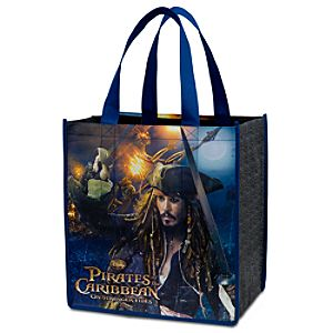 Reusable Pirates of the Caribbean: On Stranger Tides Shopping Bag