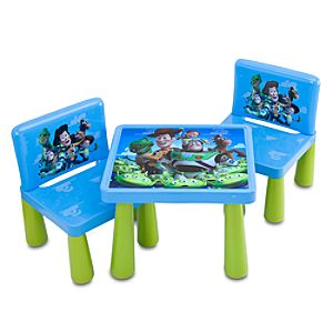 Toy Story Table and Chair Set -- 3-Pc.
