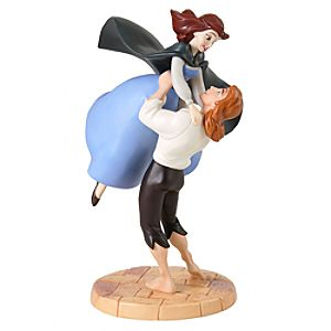 WDCC Belle and Beast as Prince Figurine