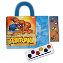 Spider-Man Coloring and Painting Set