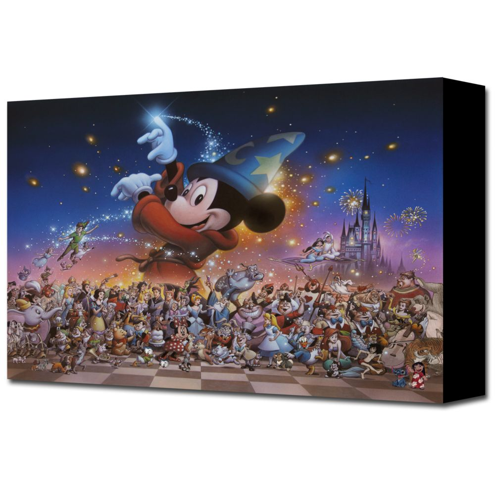 ''Mickey's Party'' Mickey Mouse Giclée