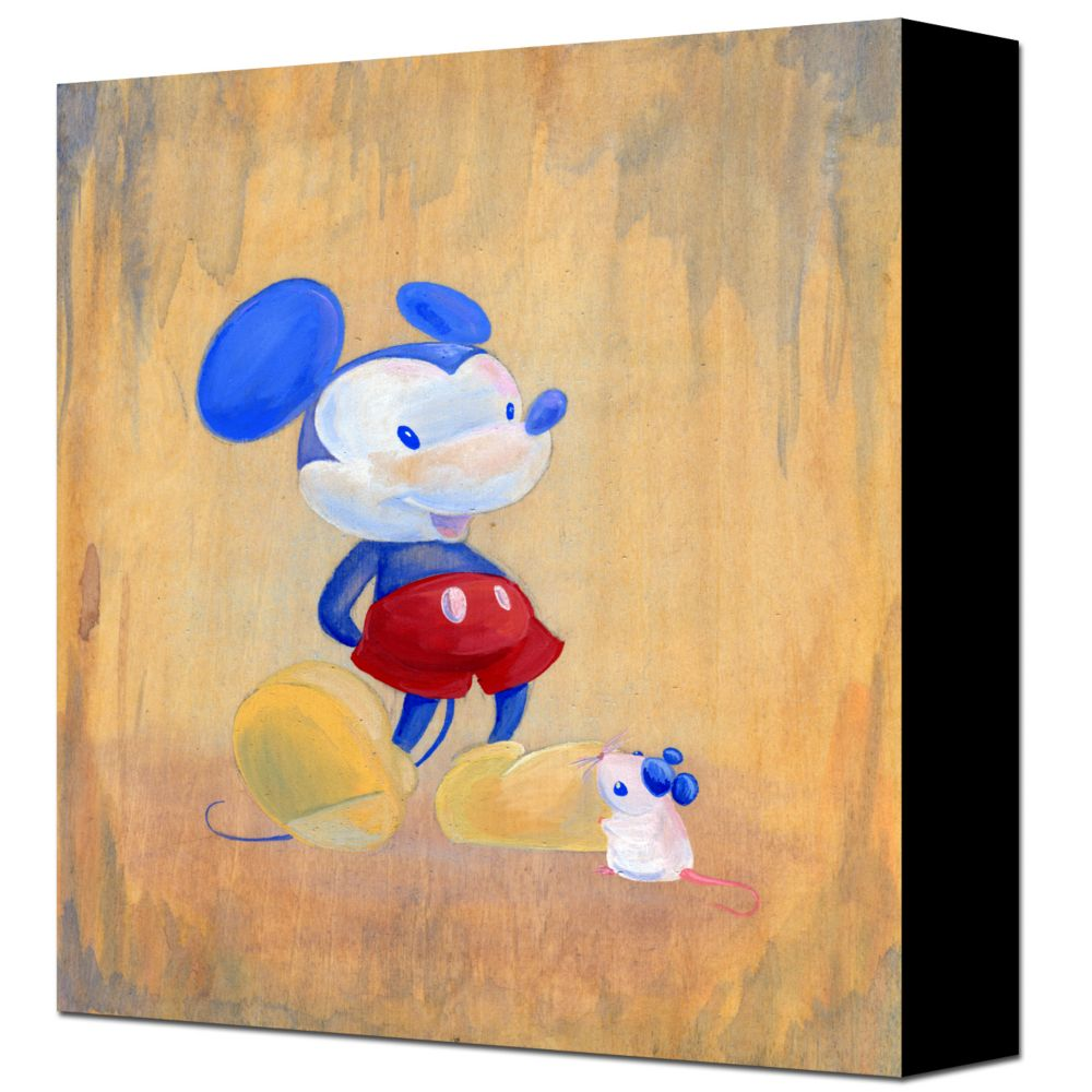 ''Role Model'' Mickey Mouse Giclée