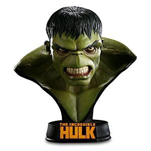 Limited Edition Life Size Hulk Bust -- 20