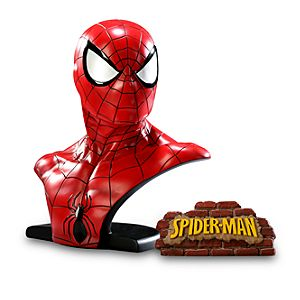 Limited Edition Spider-Man Bust -- 11