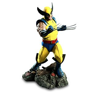 Limited Edition Wolverine Statue -- 17