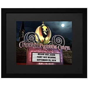Personalized Cinderella Wedding Chapel FantaSign®