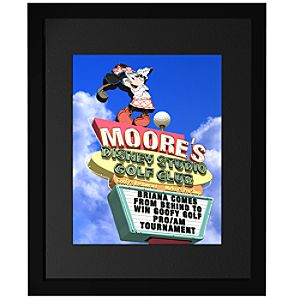 Personalized Minnie Golf FantaSign®