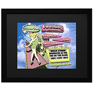 Personalized Tinker Bells Finishing School FantaSign®