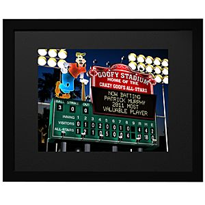 Personalized Goofy Stadium FantaSign®