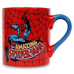 14-Ounce The Amazing Spider-Man Mug