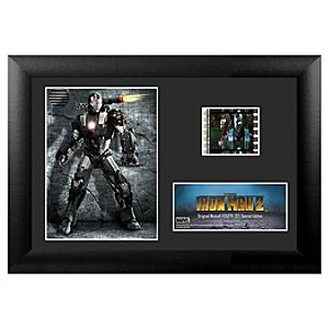 Iron Man 2: Framed War Machine Mini Film Cel