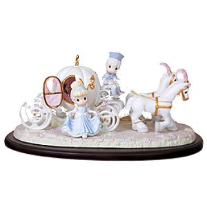 A Wonderful Dream Come True Cinderella Figurine by Precious Moments