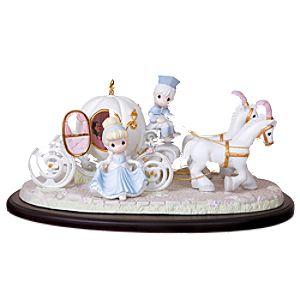 A Wonderful Dream Come True Cinderella Figurine by Precious Moments
