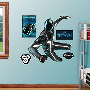 TRON Legacy Wall Graphic Set by Fathead -- 5-Pc.