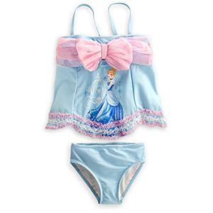 Cinderella Swimsuit - Deluxe