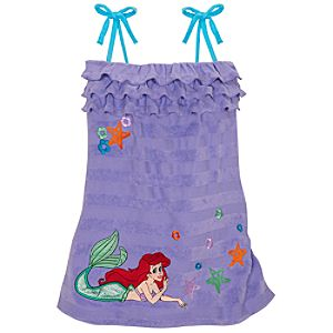 Ariel Cover-Up Dress for Girls