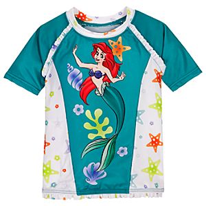 Ariel Rashguard for Girls