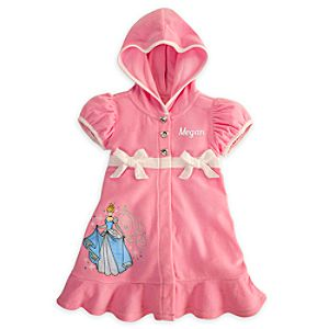 Cinderella Cover Up for Girls - Personalizable